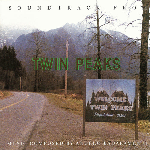 Twin Peaks (트윈 픽스) By Angelo Badalamenti [ost] (1990