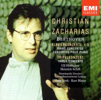 Christian Zacharias - Domenico Scarlatti - 33 Sonaten