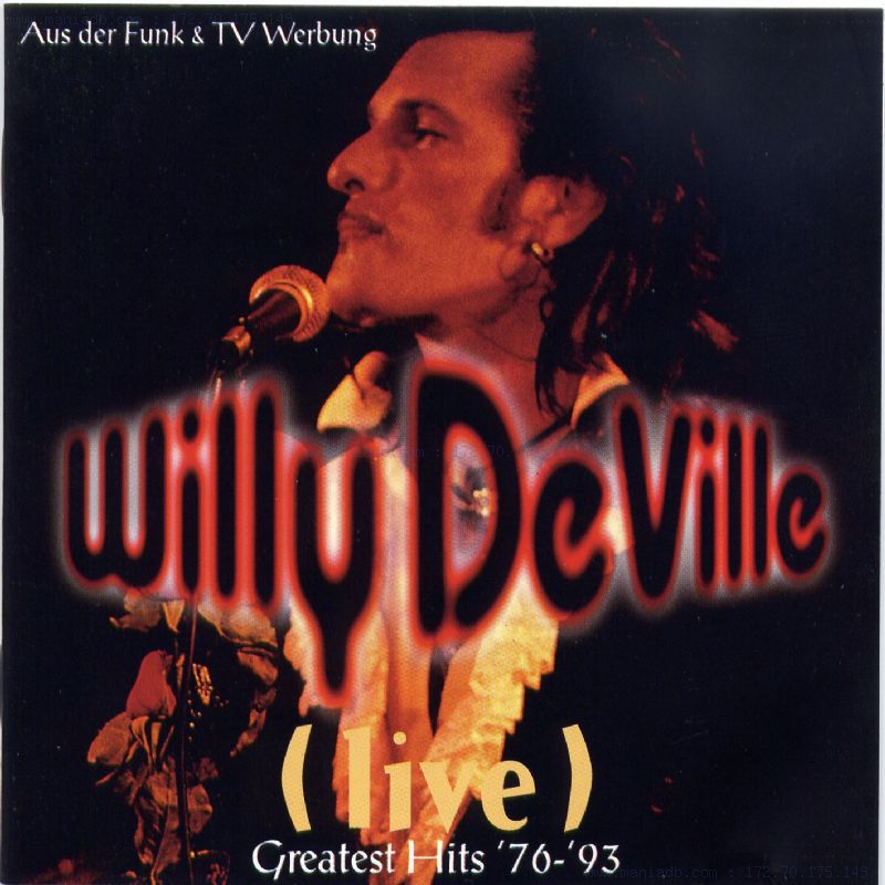 Willy DeVille - Still