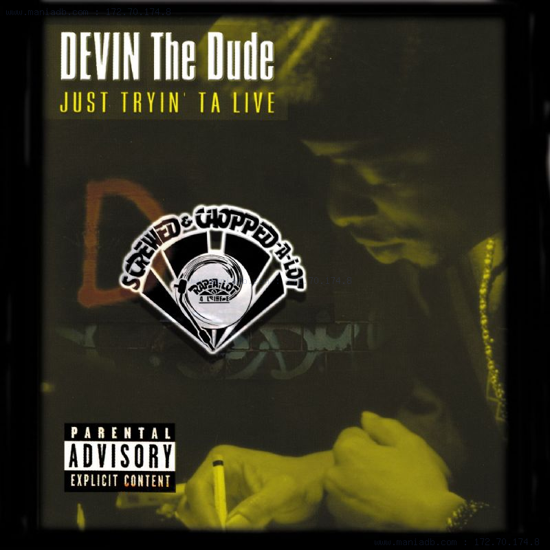 Devin The Dude Hawaii Tour Big Islans