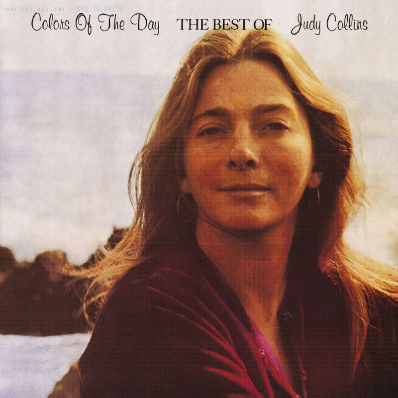 Judy Collins - Colors Of The Day - The Best Of Judy Collins