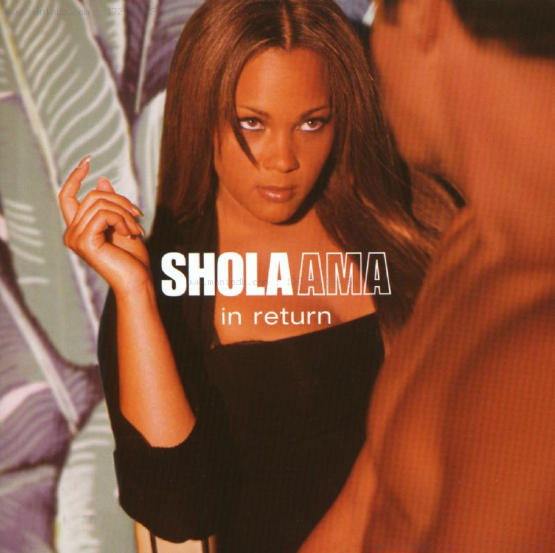 Shola Ama - Who's Loving My Baby (Frankie Knuckles Remixes)