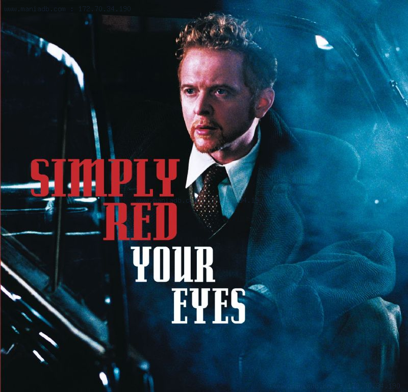 Simply Red Your Eyes Single 2005