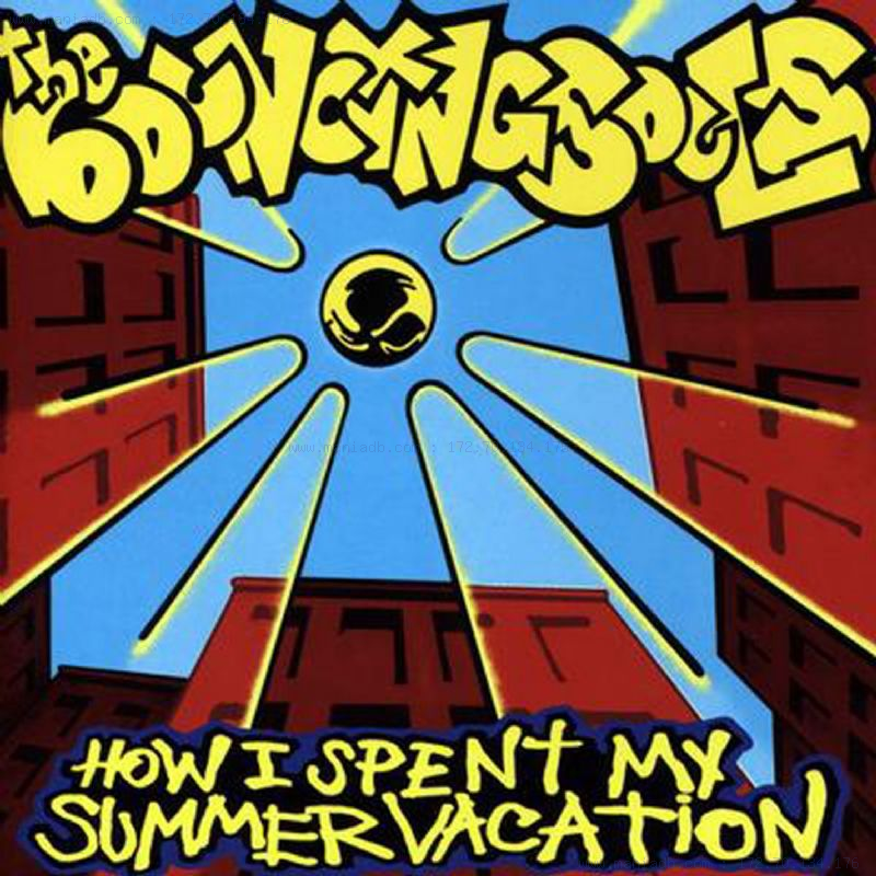 The Bouncing Souls Tie One On