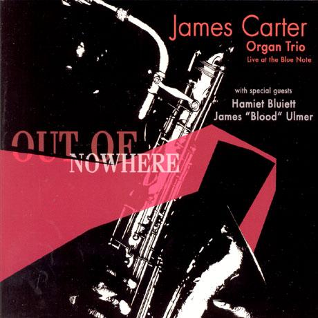 James Carter - Gardenias For Lady Day
