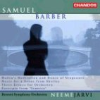 three essays for orchestra Although many of barber's works make literary allusions, his music is not programmatic in the strict sense significant in this respect are the three essays for.