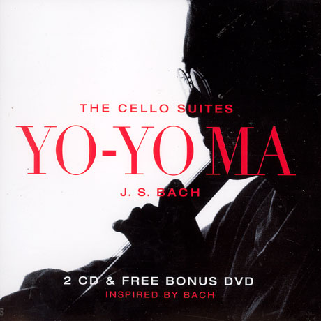 Yo-Yo Ma - Johann Sebastian Bach J.S. Bach The Unaccompanied Cello Suites - Suiten Für Violoncello - Les Suites Pour Violoncelle Seul - Vol. 1 Suites Nos. 1 and 2