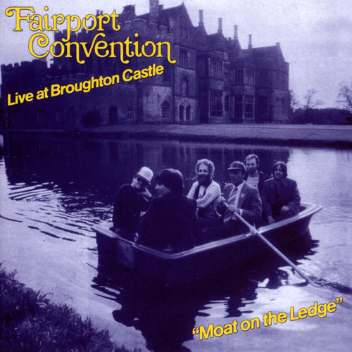 fairport convention chords meet on the ledge live