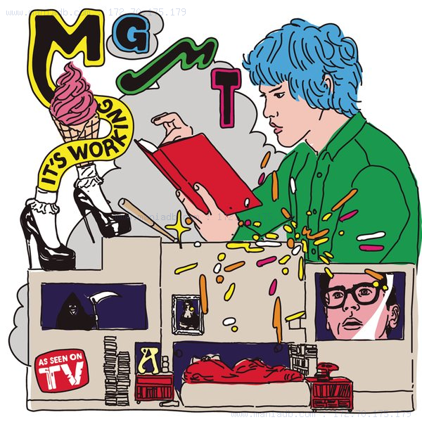 MGMT - Kids (Soulwax Remix)