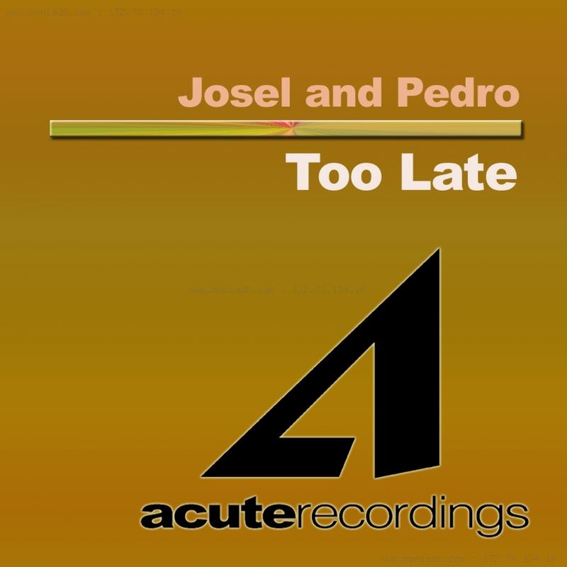 Josel & Pedro - Lonely Future