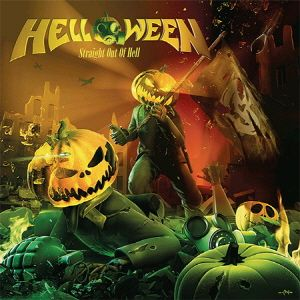 helloween straight out of hell слушать онлайн