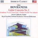 Alan Hovhaness - Yolanda Kondonassis Music Of Alan Hovhaness